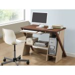 Natural Modern Writing Desk