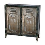 New England 2-Door Locker Sideboard