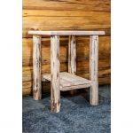 Nightstand with Shelf – Montana