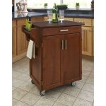 Oak/Cherry Cuisine Cart