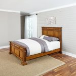 Oak King Bed – Americana