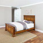 Oak King Bed – Americana