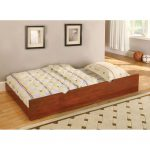 Oak Pull-out Trundle