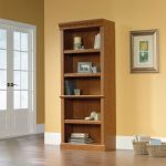 Orchard Hills Carolina Oak Library Bookcase