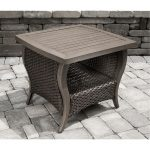 Outdoor Patio End Table – Riviera