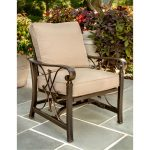 Outdoor Patio Spring Rocker Chair – Seville