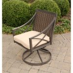 Outdoor Patio Swivel Chair – Davenport