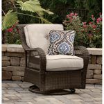 Outdoor Patio Swivel Glider Chair – Riviera