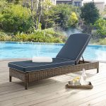 Outdoor Wicker Chaise Lounge – Bradenton