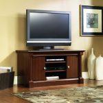 Palladia Select Cherry Panel TV Stand