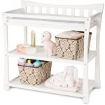Parisian Child Craft Matte White Dressing Table