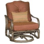 Patio Lounge Glider – Bennington