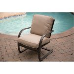 Patio Outdoor Dining Chair – Davenport