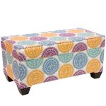 Pen Madallion Multi Storage Bench