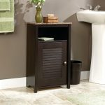 Peppercorn Cinnamon Cherry Floor Cabinet