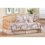 Pine Daybed with Pop-Up Trundle – Carolina