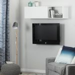 Pure White Mounted Storage Unit – Interface