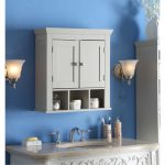 Rancho Vanilla 2 Door Wall Cabinet