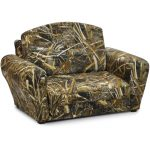 Real Tree Camouflage Sleepover Sofa
