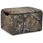 Real Tree Woodsy Camouflage Storage Box