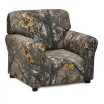 Real Tree Woodsy Camouflage Xtra Club Chair