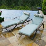 Red Star Traders Chaise Lounge Pair