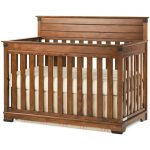 Redmond Child Craft Coach Cherry Convertible 4-in-1 Crib