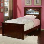 Riviera Cheshire Cherry LightHeaded Twin Bed