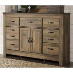 Rustic Casual Contemporary Dresser – Trinell