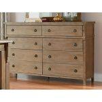Rustic Casual Toffee Brown Dresser – Savannah