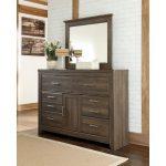 Rustic Modern Driftwood Brown Dresser – Fairfax