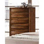 Rustic Modern Oak Chest of Drawers – Kelton