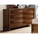 Rustic Modern Oak Dresser – Kelton