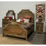 Rustic Natural 6-Piece King Bedroom Set – Thurston
