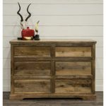 Rustic Natural Dresser – Thurston