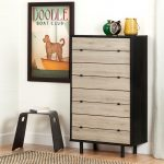 Rustic Oak 4 Drawer Chest – Morice