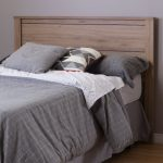 Rustic Oak Full Panel Headboard – Fynn