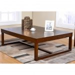 Sable Brown Coffee Table – McCoy
