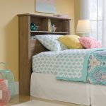 Salt Oak Twin Storage Headboard – County Line