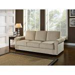 Serta Convertible Sofa Bed – Thomas