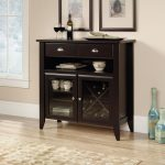 Shoal Creek Jamocha Wood Sideboard