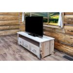 Sitting Chest/Entertainment Center – Montana
