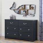 Six-Drawer Double Dresser – Aviron