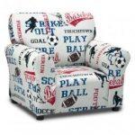 Sports Club Chair