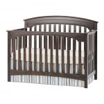 Stanford Slate 4-in-1 Crib
