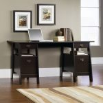 Stockbridge Jamocha Executive Trestle Desk