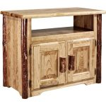 TV Stand – Glacier Country