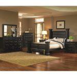 Torreon Black 6-Piece Queen Bedroom Set