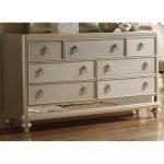 Traditional Champagne Gold Dresser – Diva