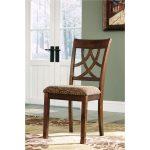 Traditional Upholstered Side Chair (Set of 2)